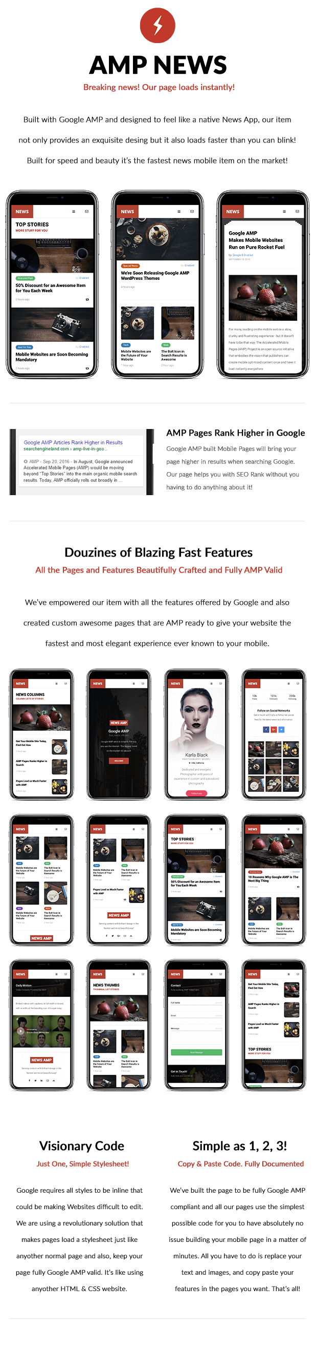 AMP News Mobile - 8