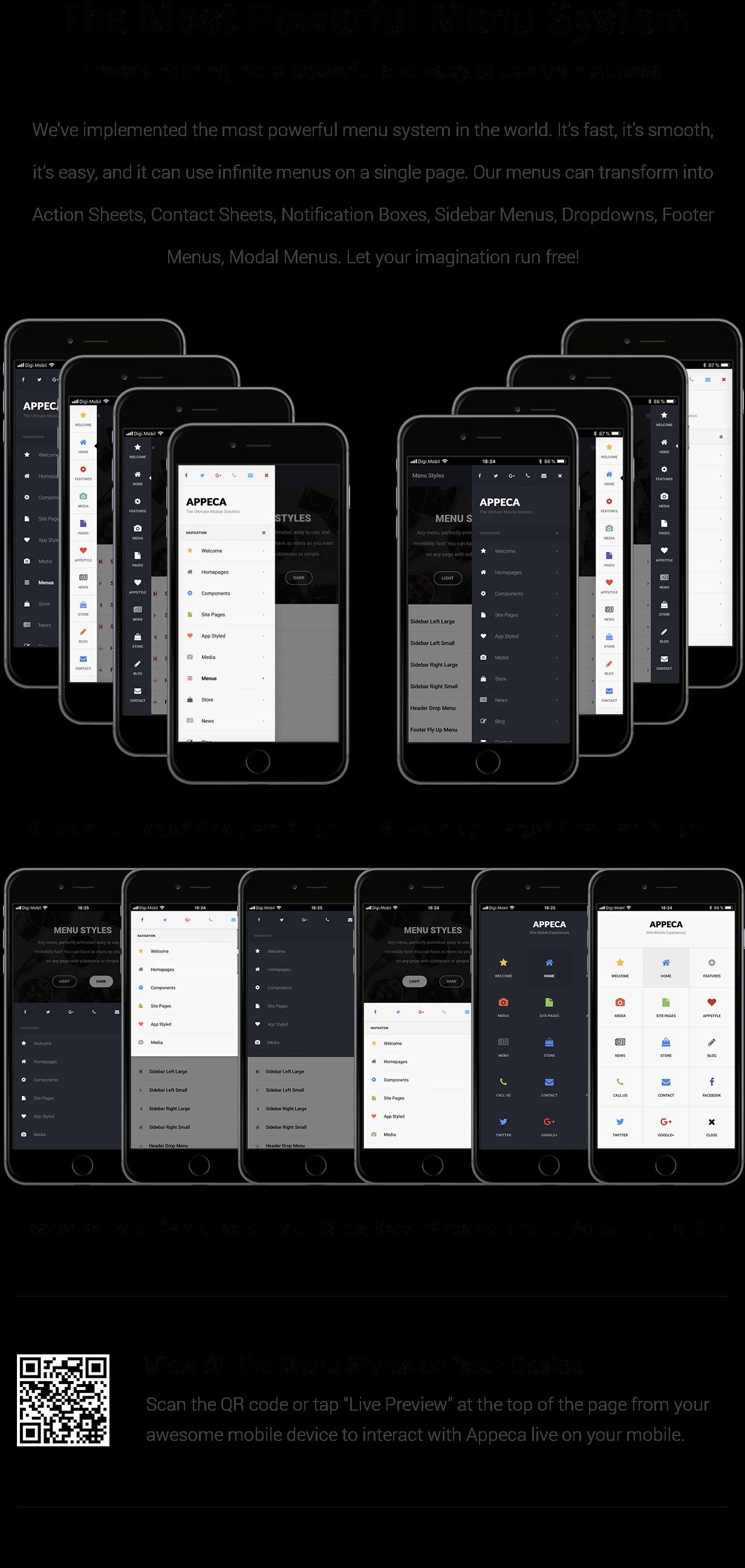 Appeca Ultimate Mobile Template - 13