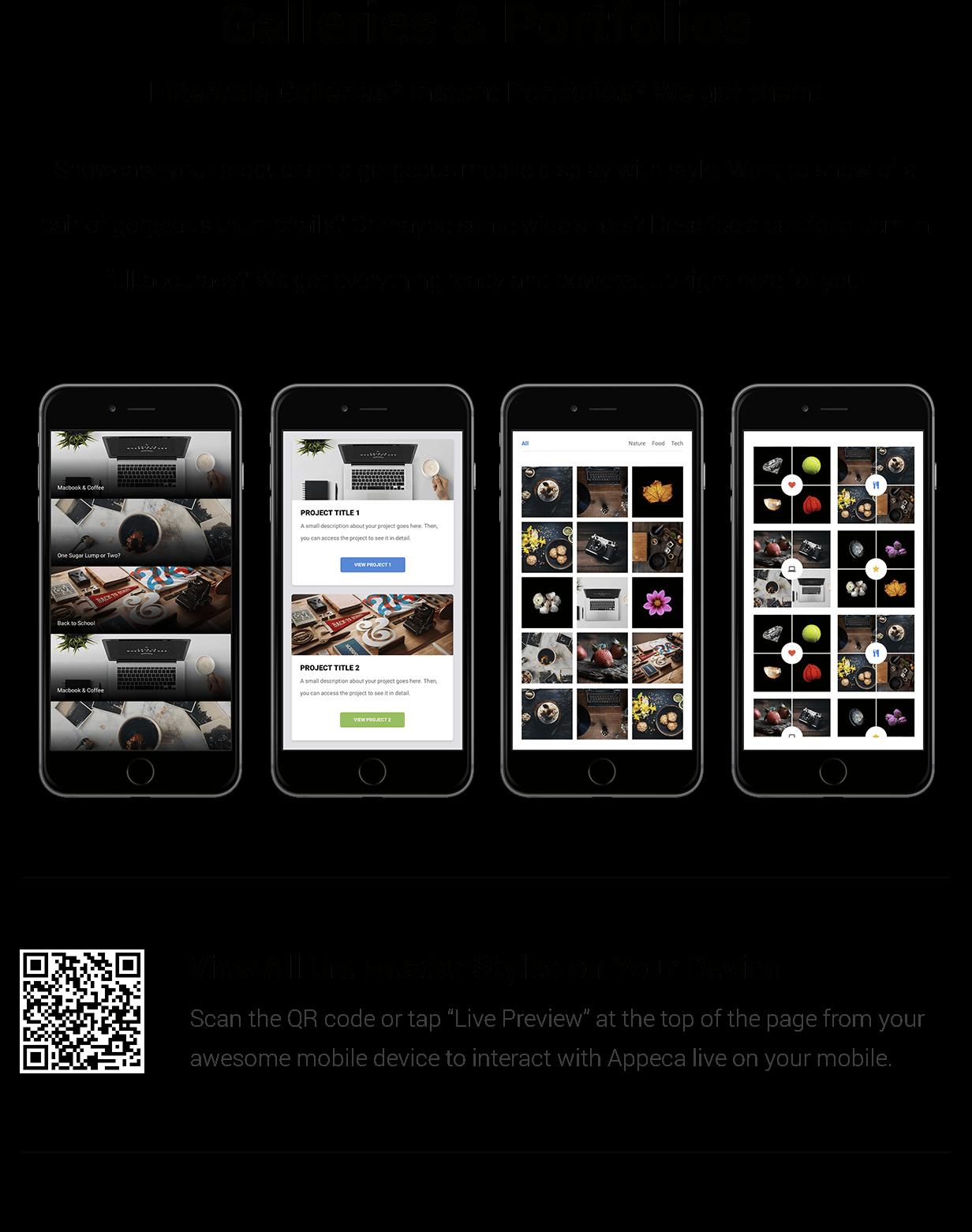 Appeca Ultimate Mobile Template - 15