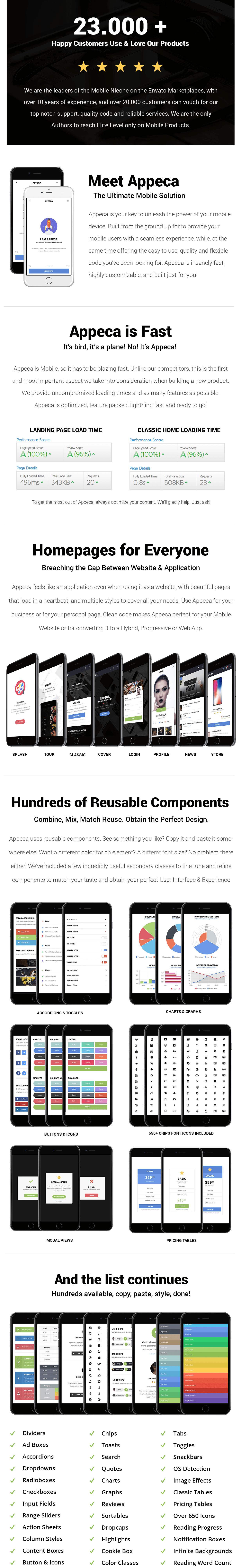 Appeca | PhoneGap & Cordova Mobile App - 10