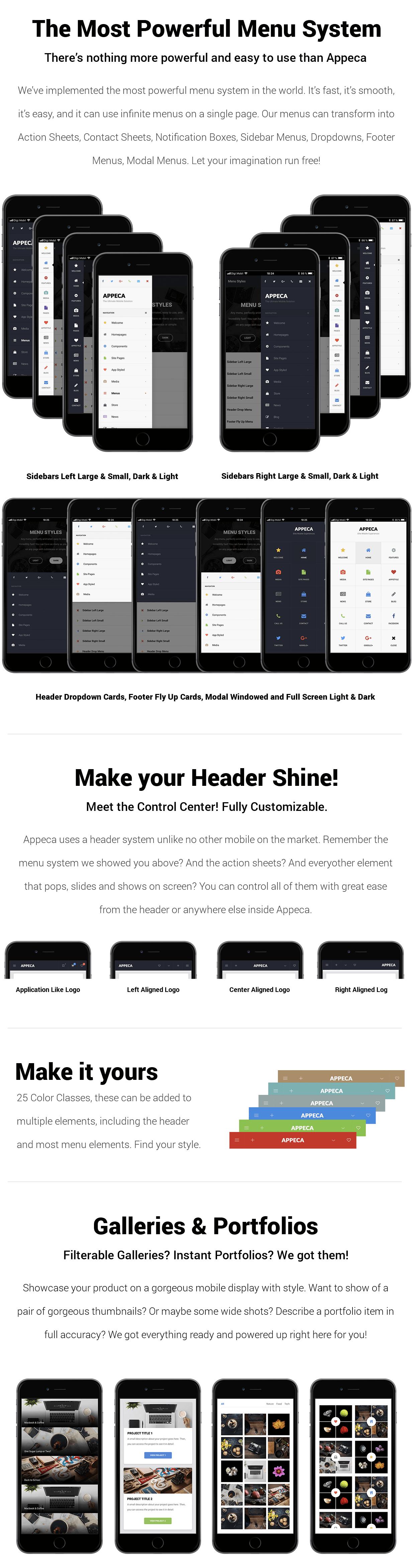 Appeca | PhoneGap & Cordova Mobile App - 11