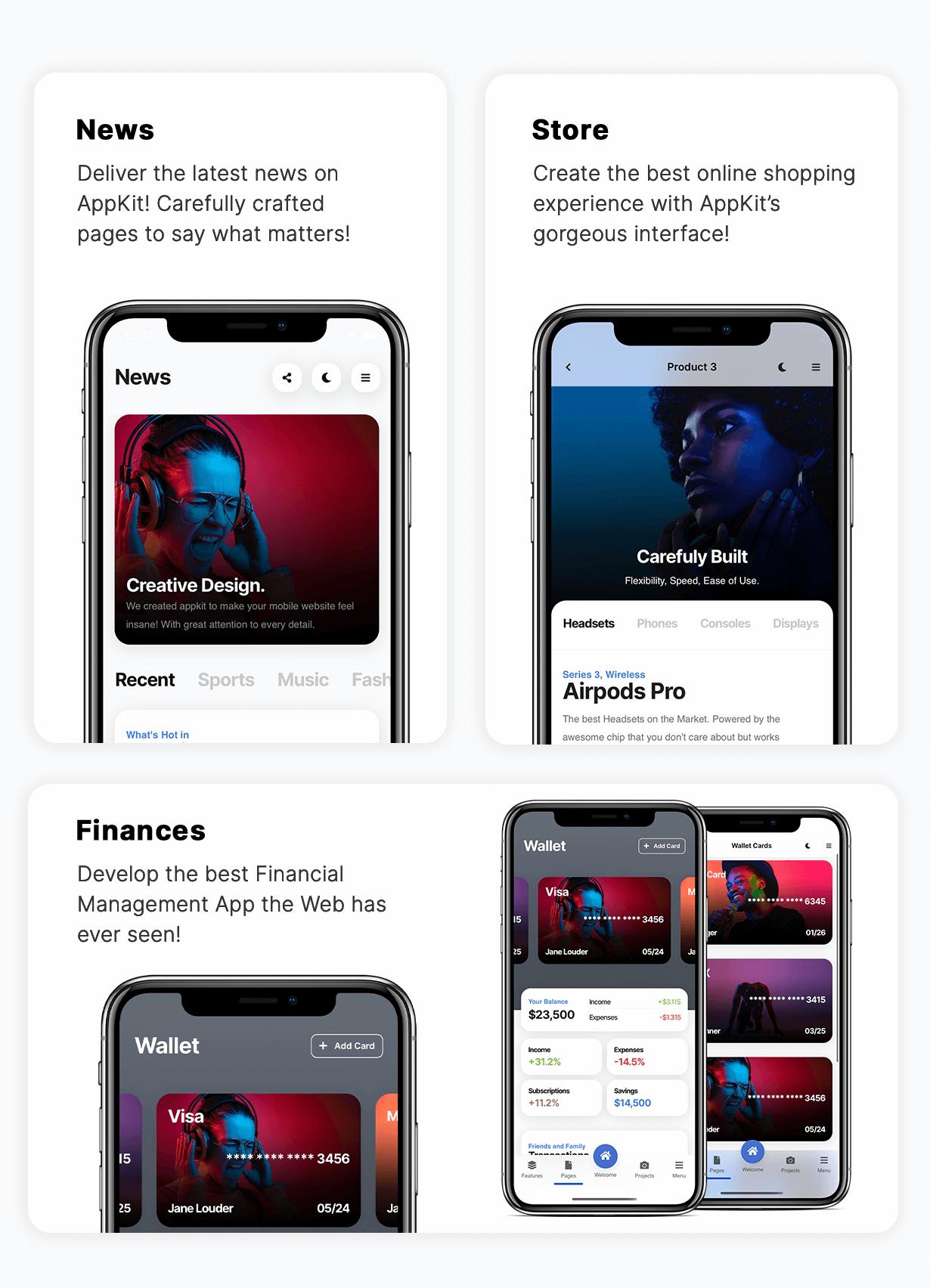AppKit Mobile - 10