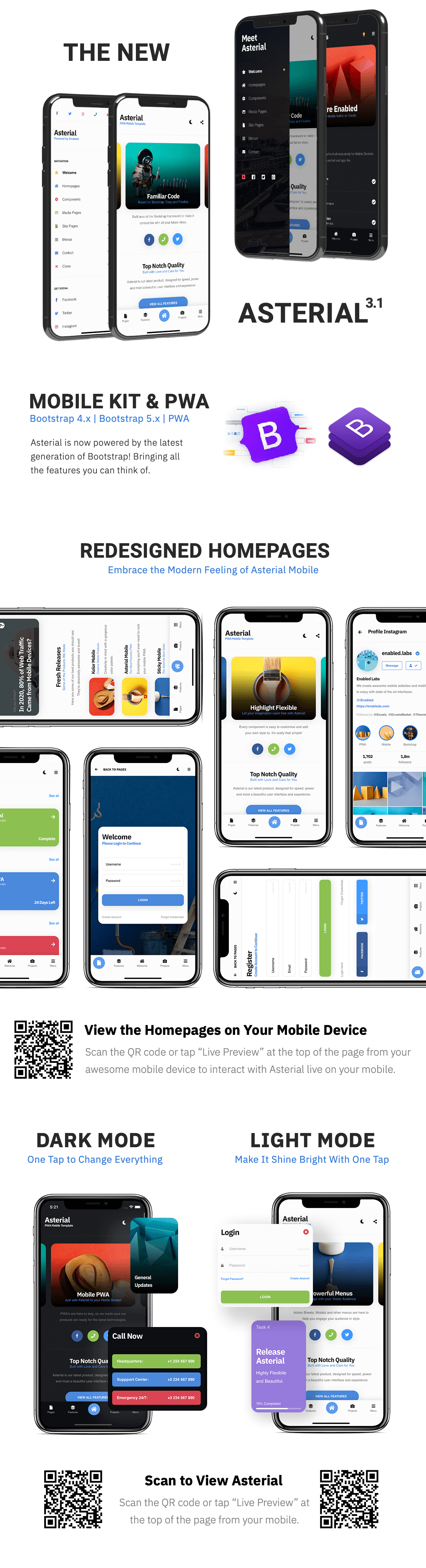 Asterial Mobile | PhoneGap & Cordova Mobile App - 9