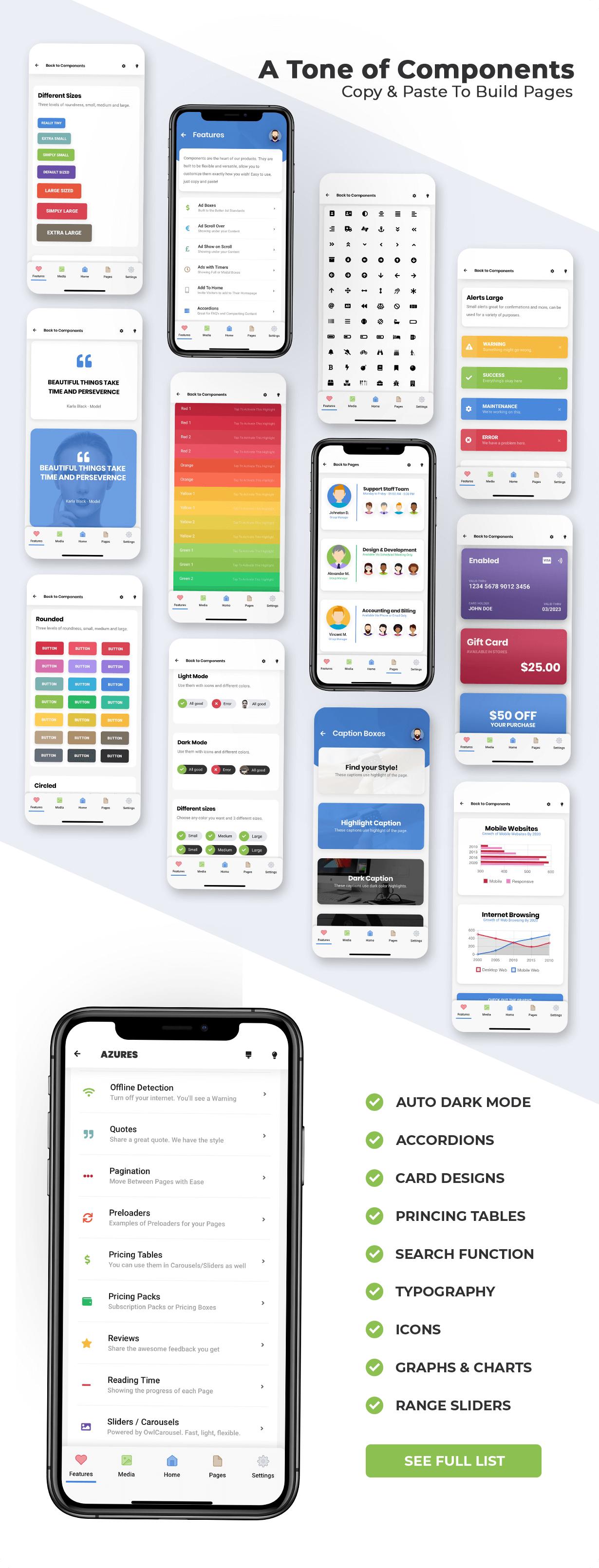 Azures Mobile   PhoneGap & Cordova Mobile App - 18
