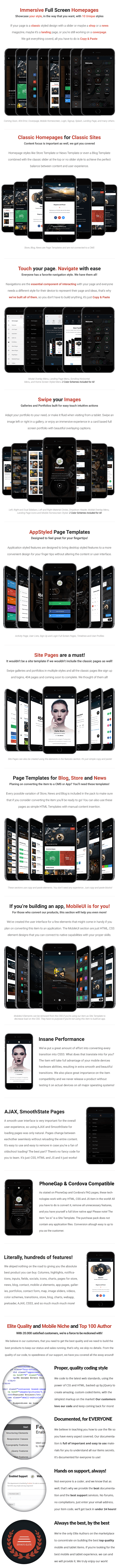 Circlify Mobile | Mobile Template - 10