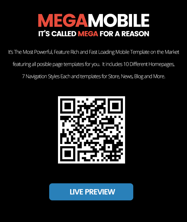 MegaMobile | PhoneGap & Cordova Mobile App - 24