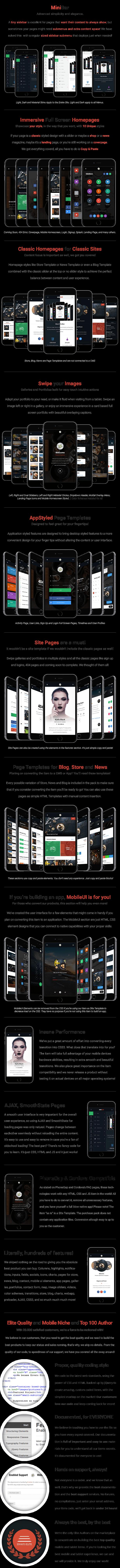 MiniBar Mobile   Mobile Template - 10