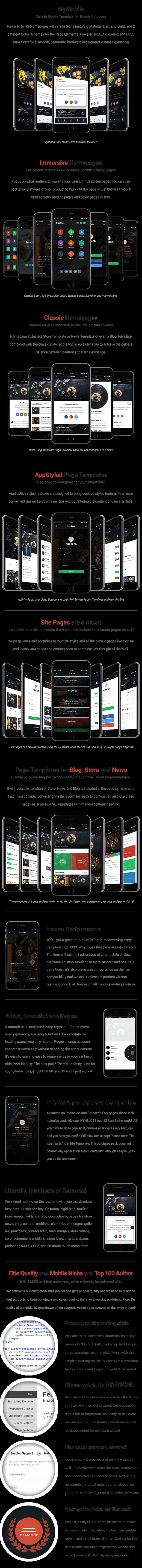 MyMobile Mobile | PhoneGap & Cordova Mobile App - 10
