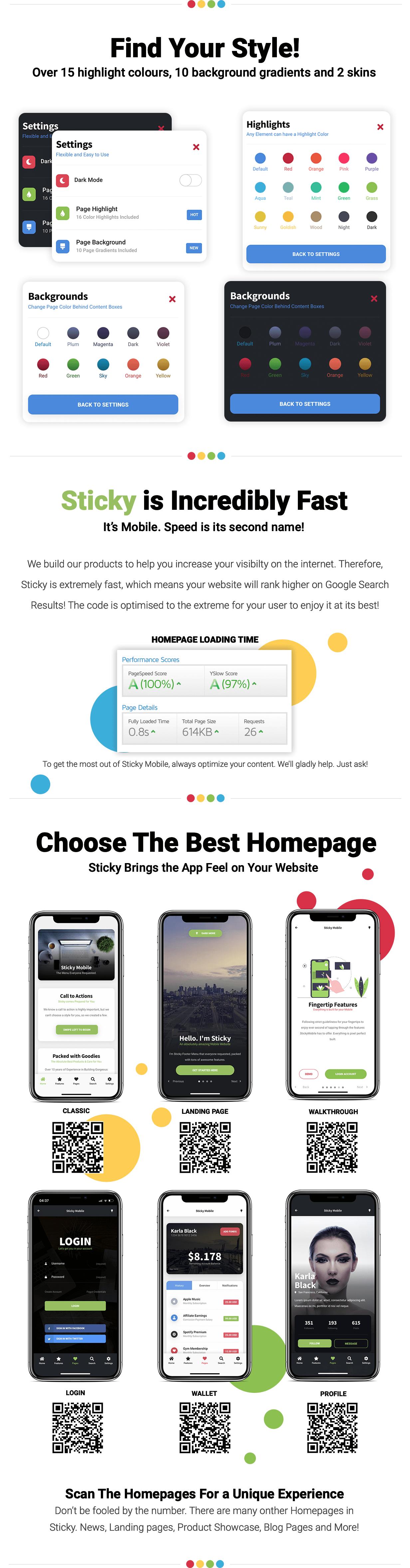 Sticky Mobile | PhoneGap & Cordova Mobile App - 13