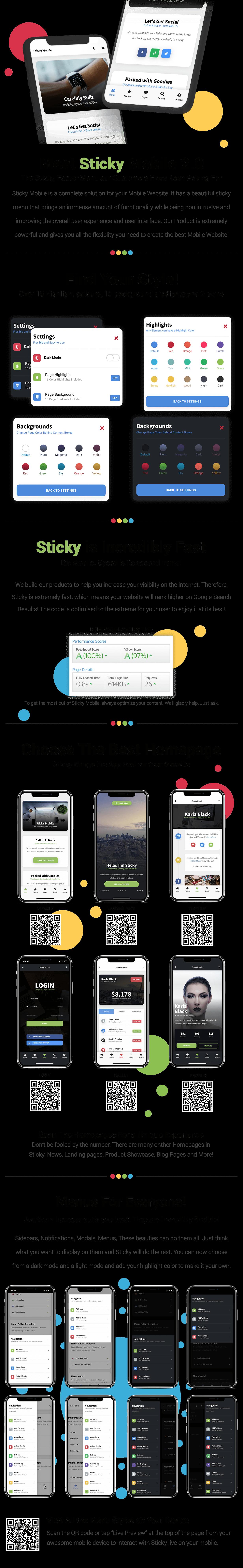 Sticky Mobile | PhoneGap & Cordova Mobile App - 11