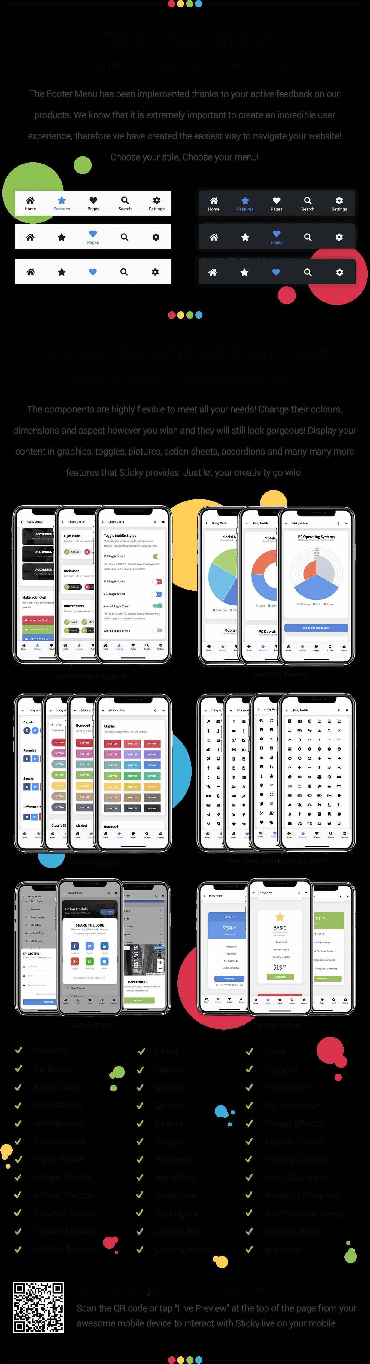 Sticky Mobile | PhoneGap & Cordova Mobile App - 12