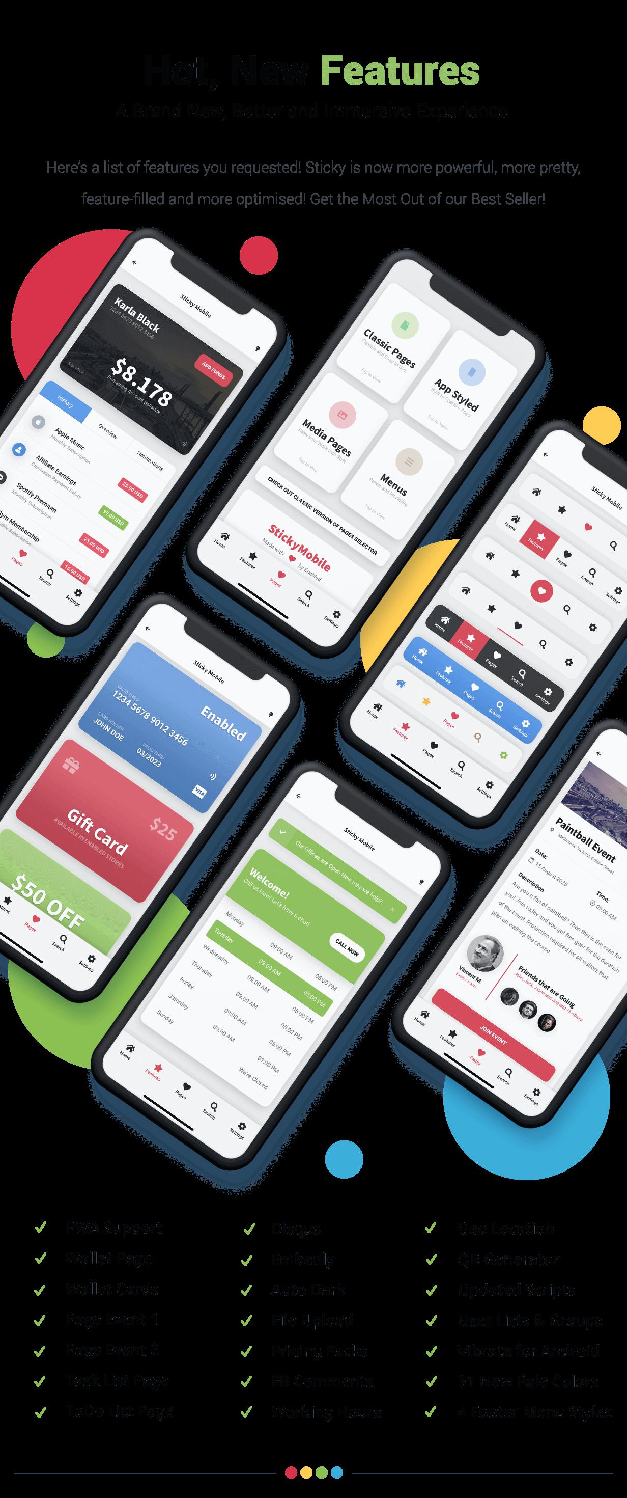 Sticky Mobile | PhoneGap & Cordova Mobile App - 15