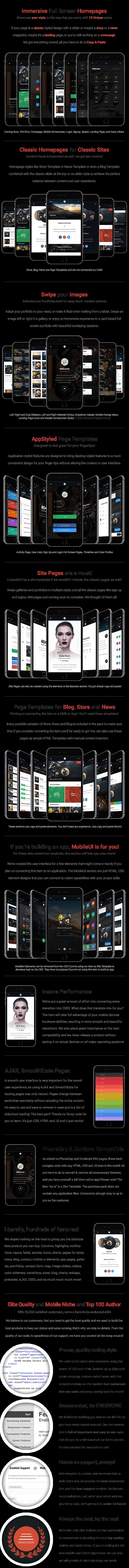 Strips  | PhoneGap & Cordova Mobile App - 11