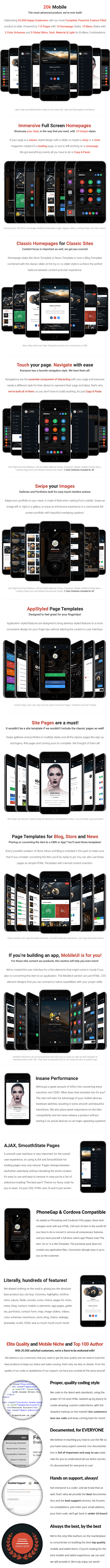 20k Mobile | Mobile Template - 9