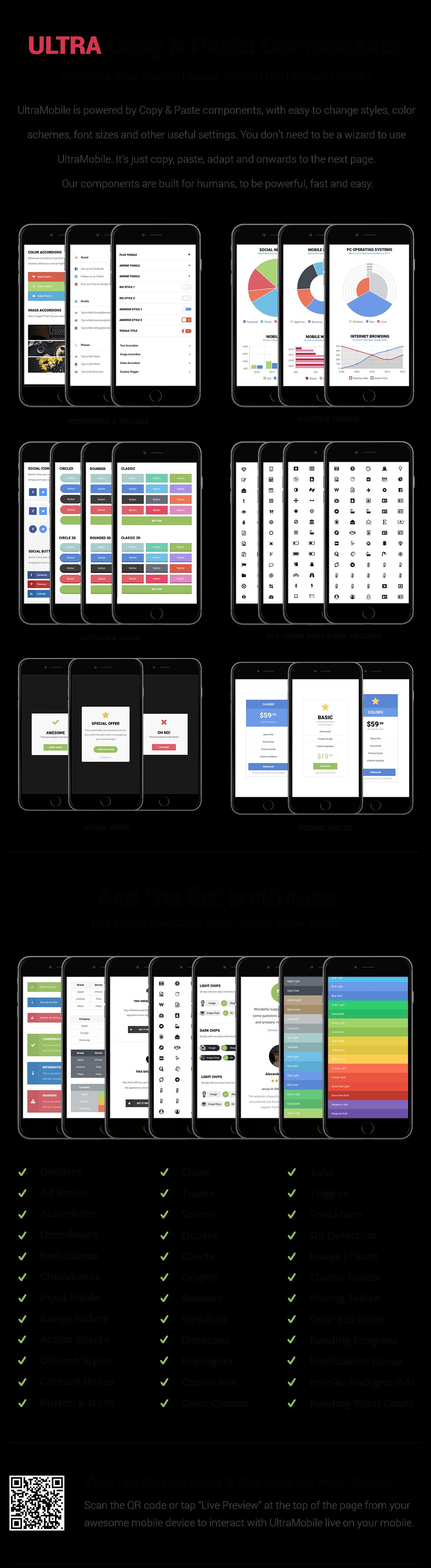 UltraMobile | PhoneGap & Cordova Mobile App - 13