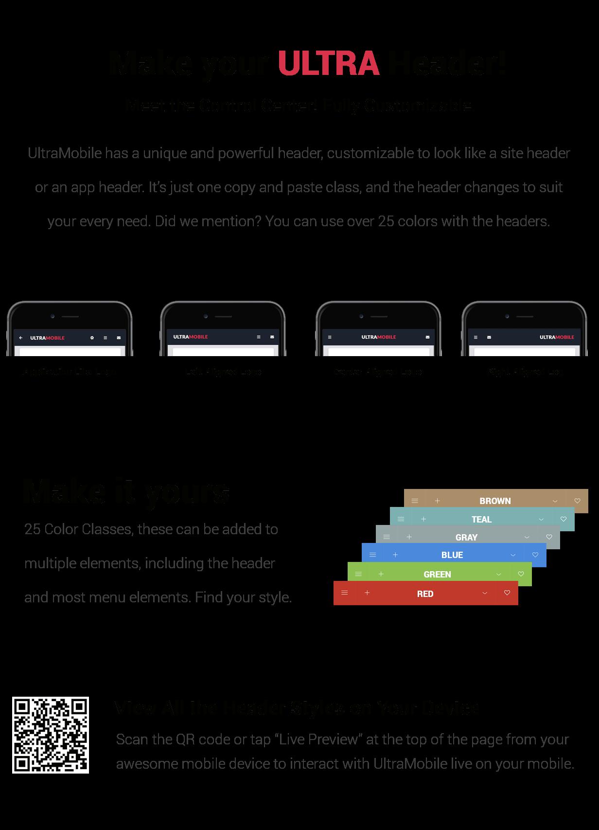 UltraMobile | PhoneGap & Cordova Mobile App - 15