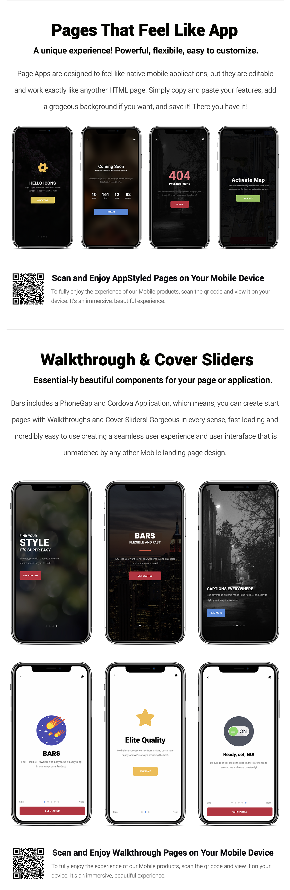 Bars | PhoneGap & Cordova Mobile App - 13
