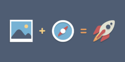 make your page load faster, optimize your images