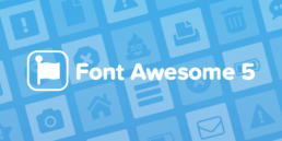 font awesome 5 worth ugrading