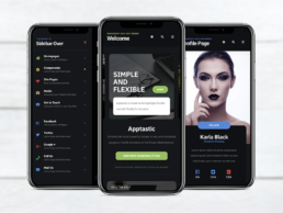 introducing apptastic mobile dark