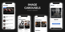image carousels