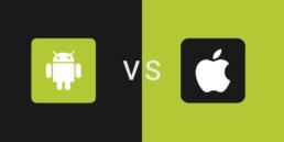 iOS Design vs Android Design