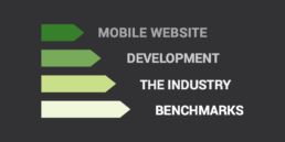 mobile website development industry benchmarks