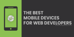 best mobile devices for developers