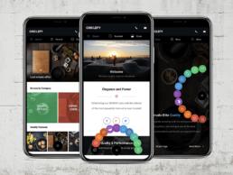 circlify phonegap & Cordova app template