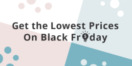 lowest prices on black friday