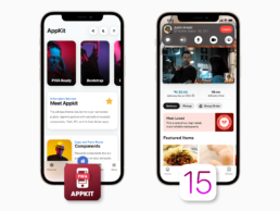 AppKit Mobile iOS15