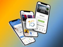 iOS15 compatible pwas mobile site templates